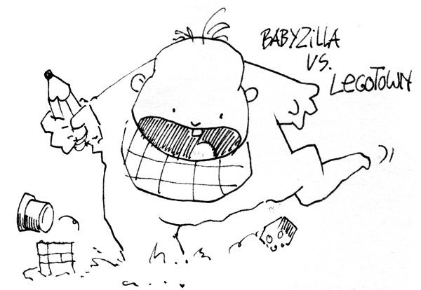 babyzilla