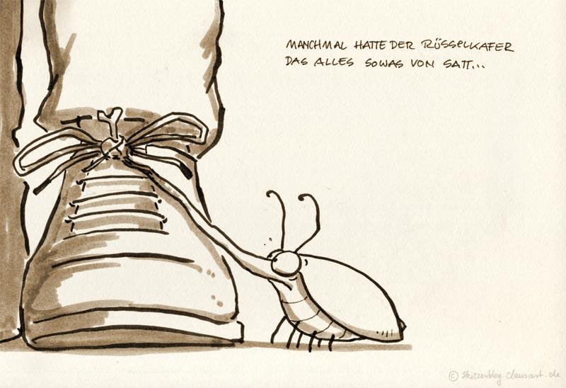 §$%*# Schnürsenkel