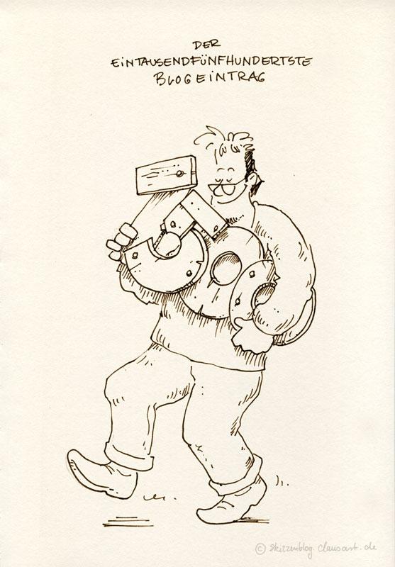 Kleines Jubil Um 1500 Skizzenblog