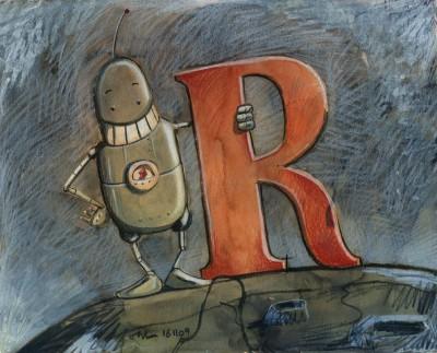 und noch ein »R«