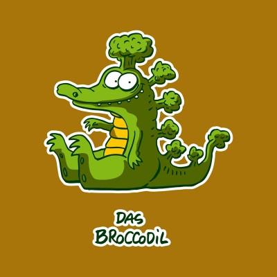 Broccodil Shirt