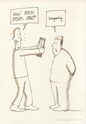 Das iPad und seine Kritiker