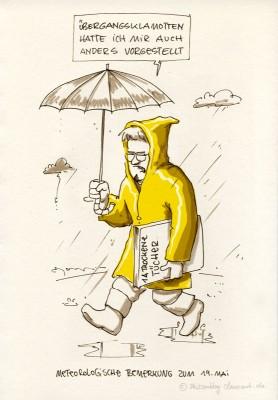 ☂ ❆ ☁ Wetter