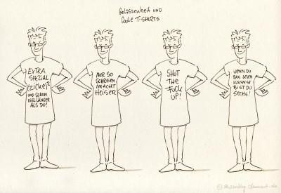 Ideen für mütterliche T-Shirts