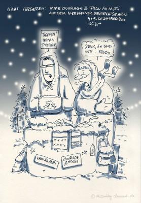 Ausgehtipp: Niersteiner Weihnachtsmarkt