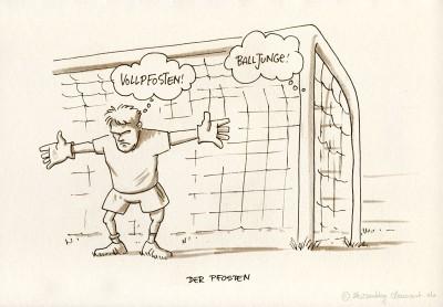 Kleines Fußball-Brevier: P