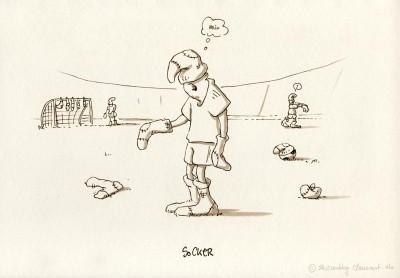 Kleines Fußball-Brevier: S