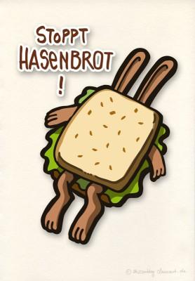 Stoppt Hasenbrot!