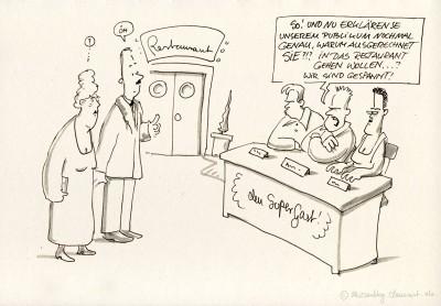 »Ichmachnrestaurant« sucht den Supergast