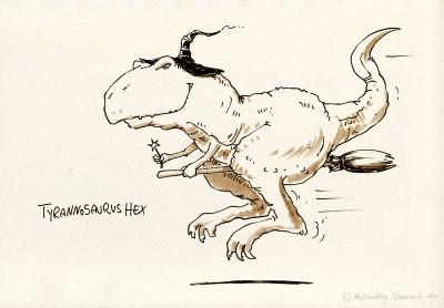 Abwegige Dinosaurier