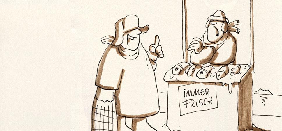 Fische Frische