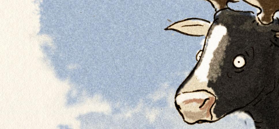 Die Hirschkuh