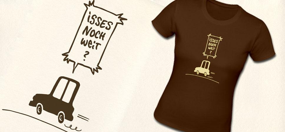 Das ultimative Ferien-Shirt