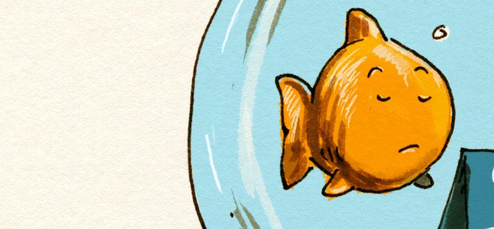 Fischgelass