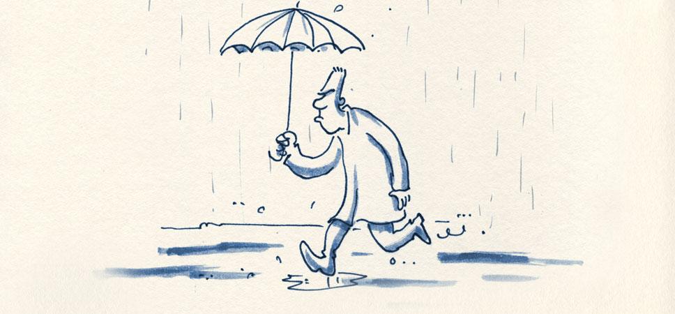 Meteorologen wissen: