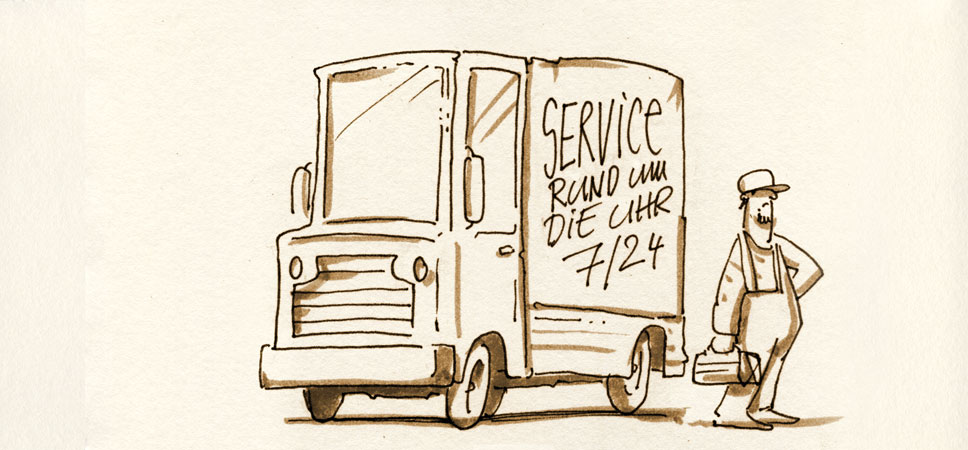 Service-Thread