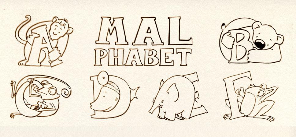 Das Malphabet