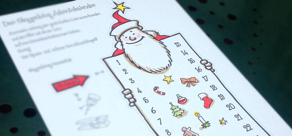 Der Skizzenblog-Adventskalender