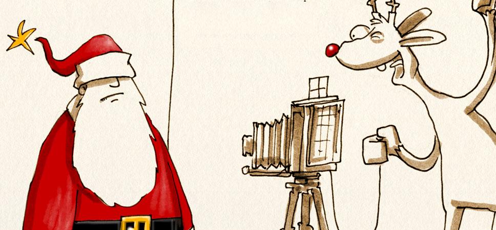 Astsventskalender: Der 12.Weihnachtsmann