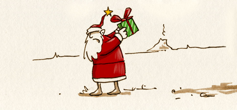 Astsventskalender: Der 20.Weihnachtsmann