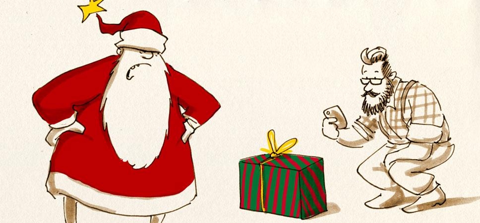 Astsventskalender: Der 18.Weihnachtsmann