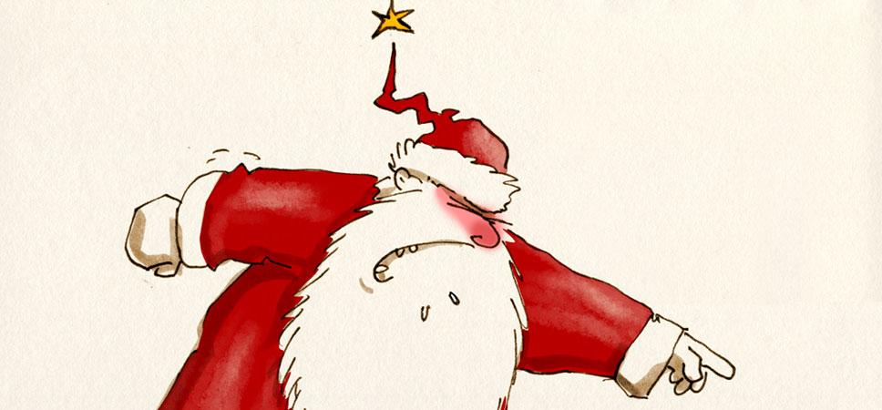 Astsventskalender: Der 13.Weihnachtsmann