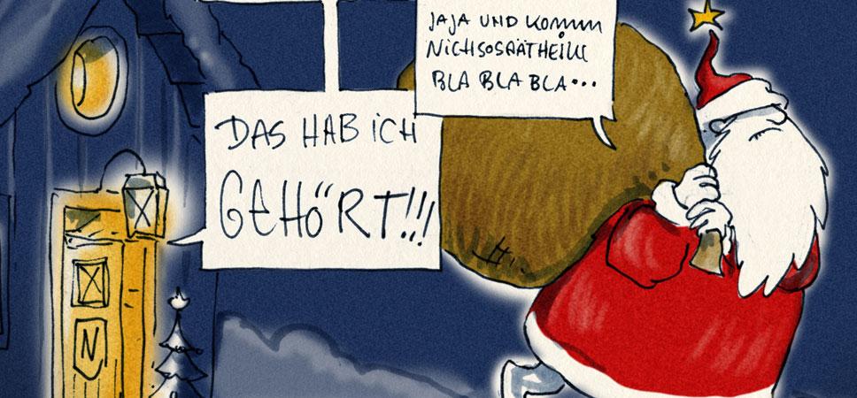 Astsventskalender: Der 22.Weihnachtsmann
