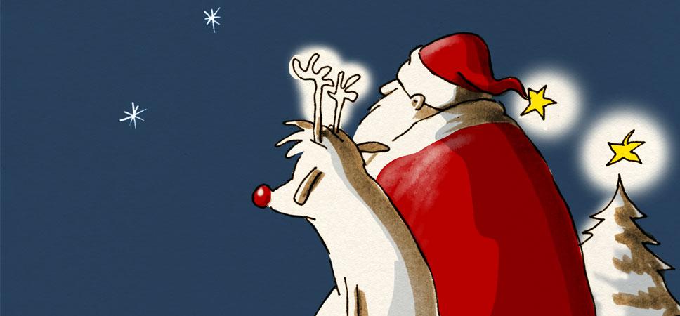 Astsventskalender: Der 15.Weihnachtsmann