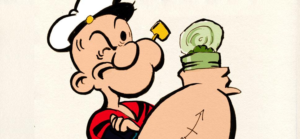 Happy Birthday, Popeye!