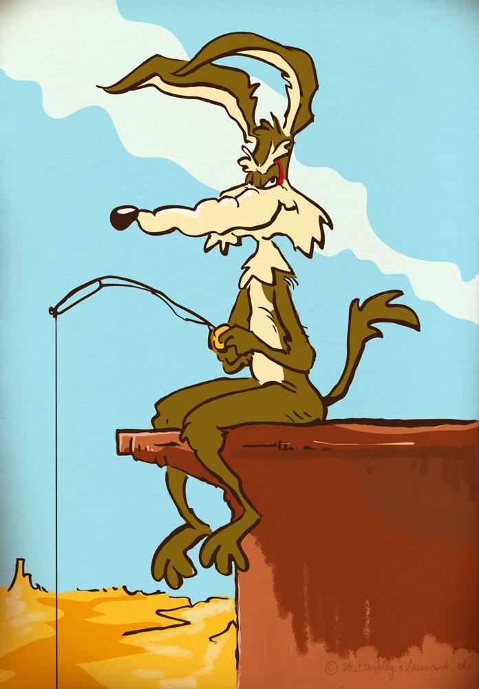 Wulv E Coyote