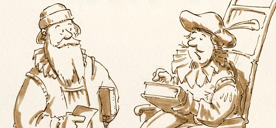 Gute Idee, Gutenberg