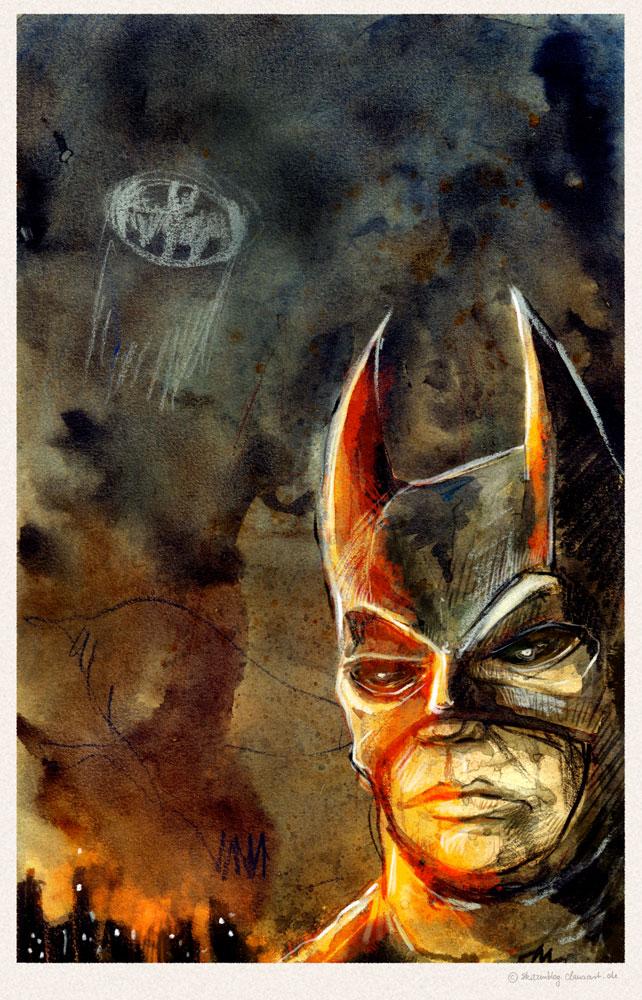 NANANANANANANANA… Batman!