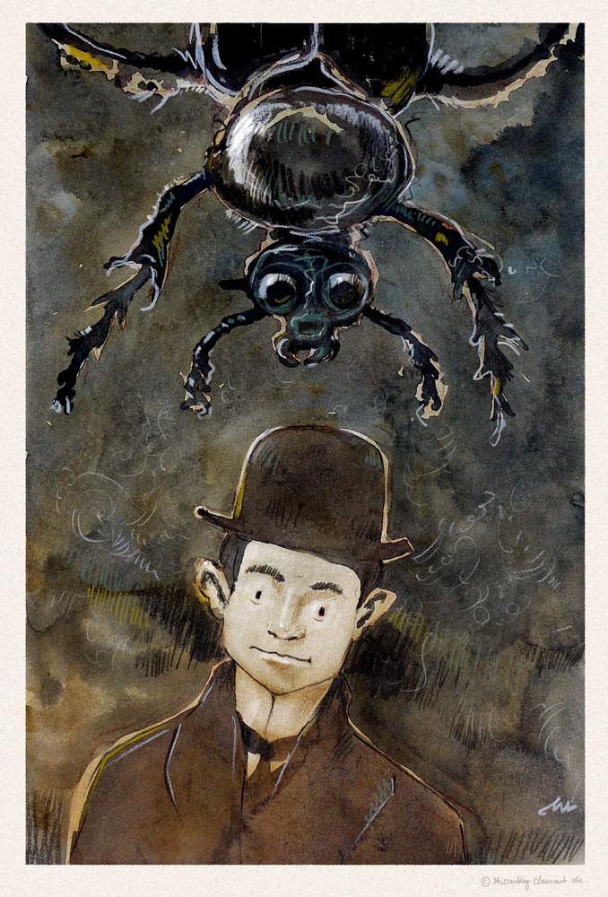 Franz Kafka zum 131.