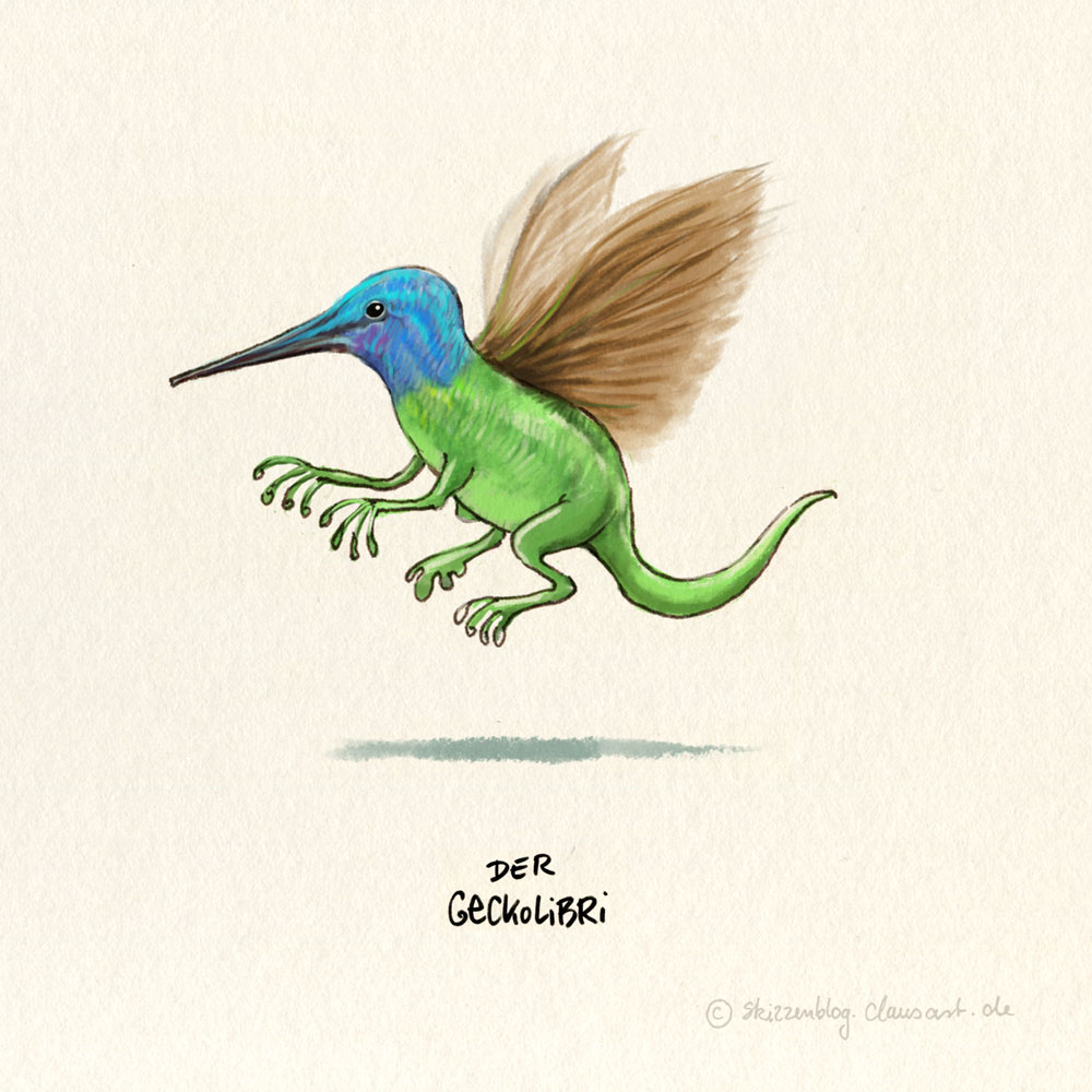Der Geckolibri