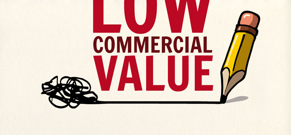 Low Commercial Value – Edition
