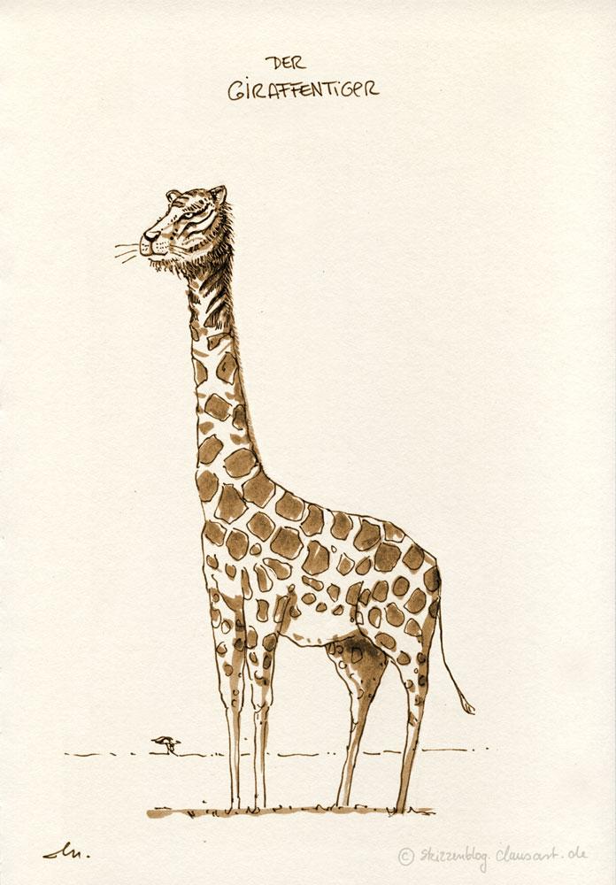 Giraffentiger