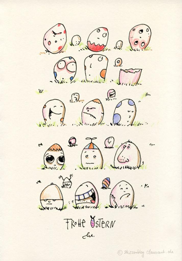 lotsa eggs!