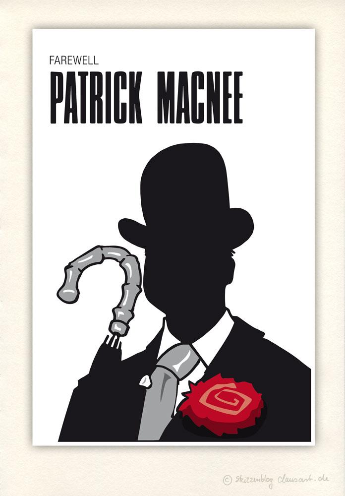 Patrick Macnee, 6. Februar 1922 - 25. Juni 2015