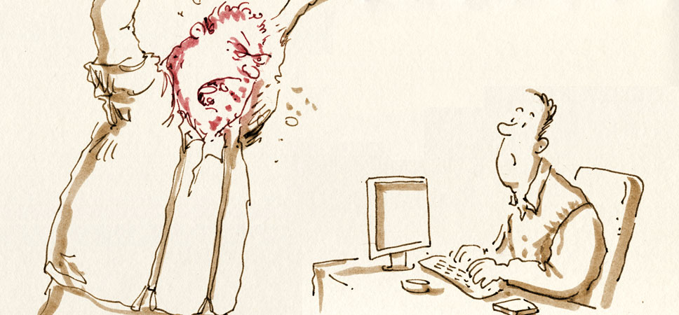 Rhetorik im Alltag: Die Hyperbel