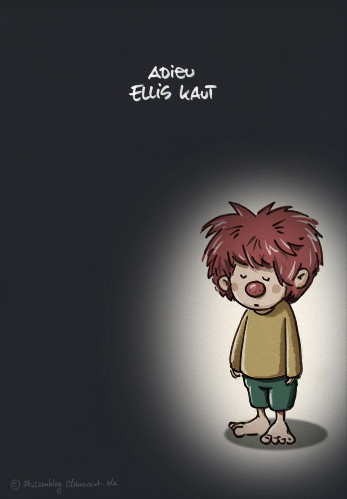 Ellis Kaut 17.11.1920 - 24.09.2015