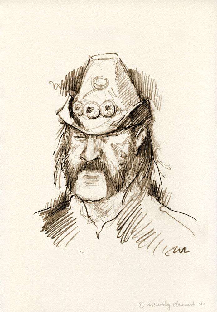 """Ian Fraser """"Lemmy"""" Kilmister  24.12.1945 - 28.12.2015"""