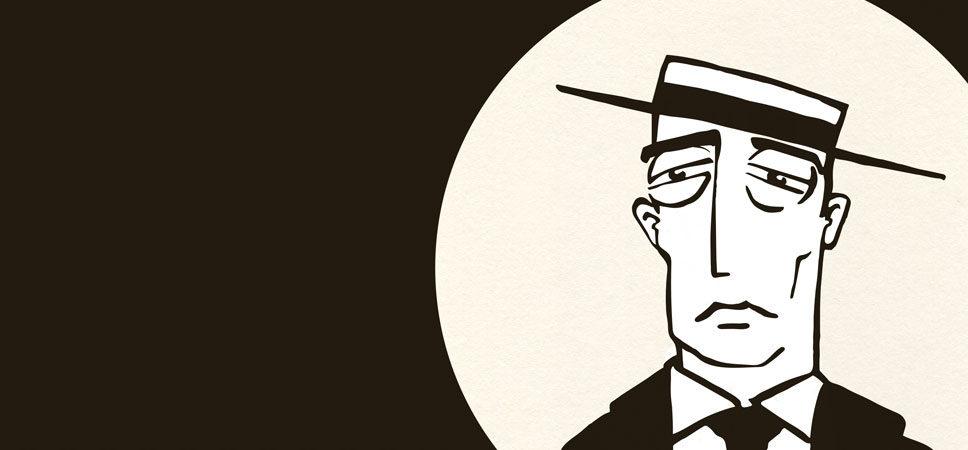 Buster Keaton 4. Oktober 1895 - 1. Februar 1966