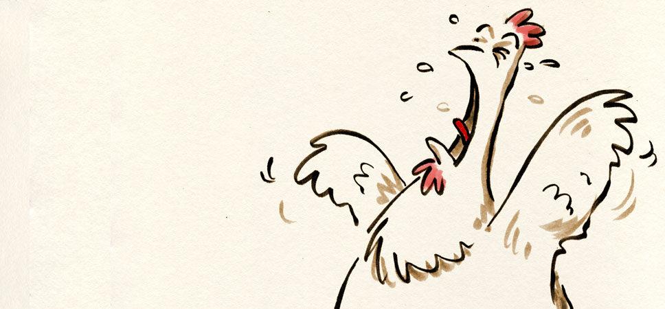 grade rauscht ihr dritte ei wieder voll am nest vorbei...