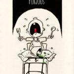 Inktober 21: Furious