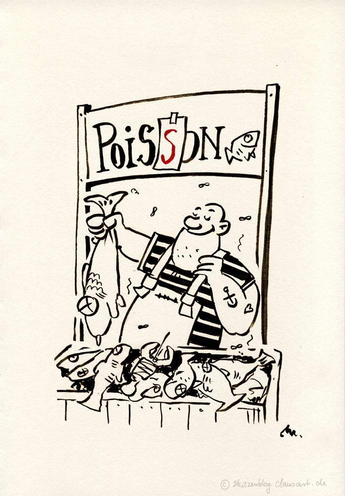 inktober 03 poison