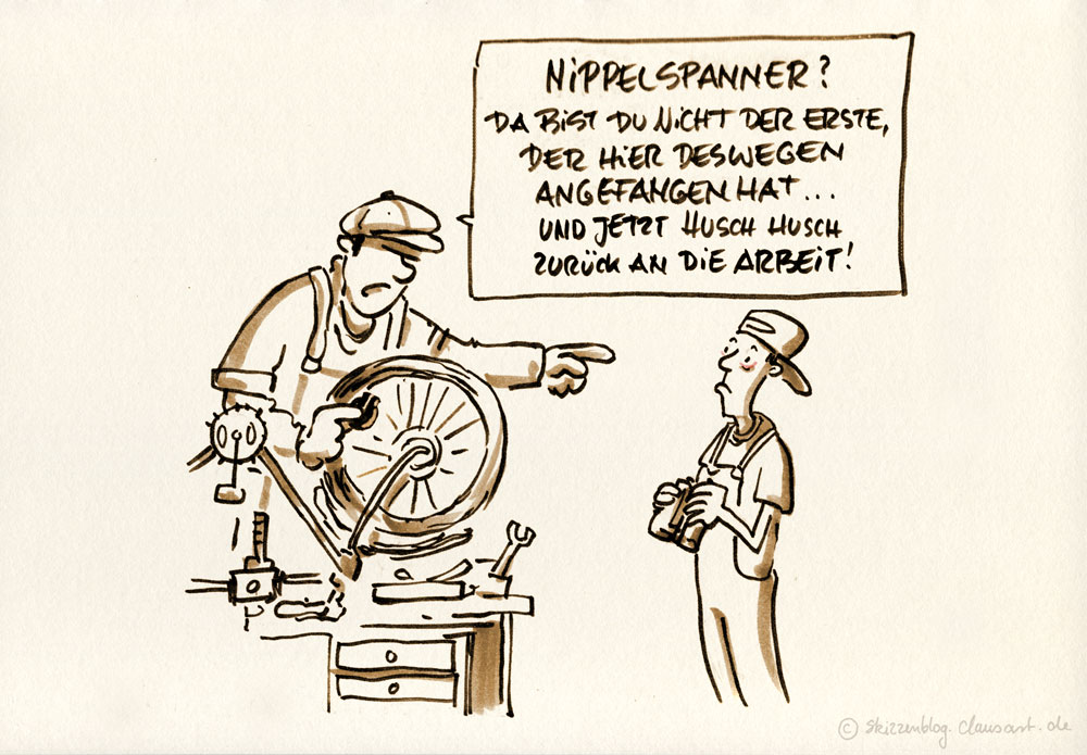 "#zurufcartoon ""Nipelspanner"" thanx @PRwebcare"