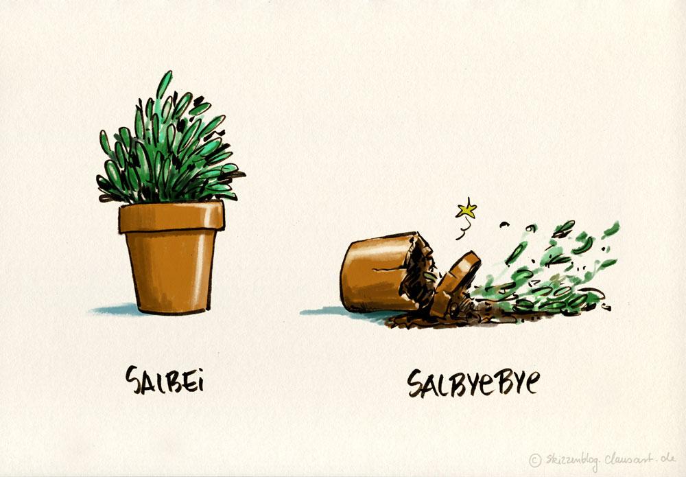 bye bye bye… salbei