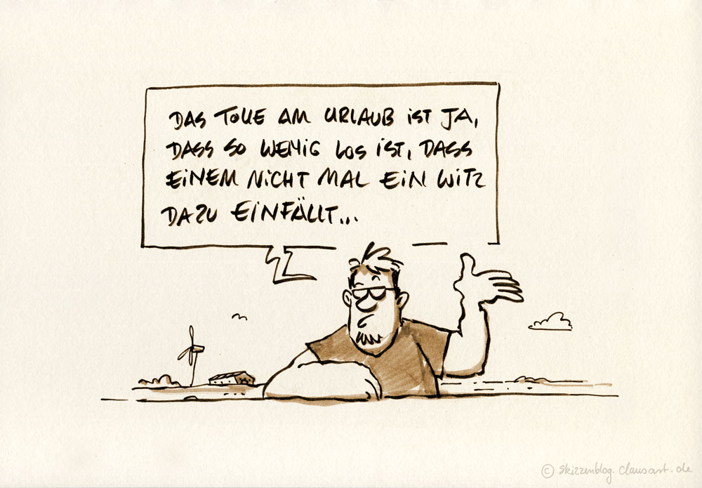is aber auch egal…