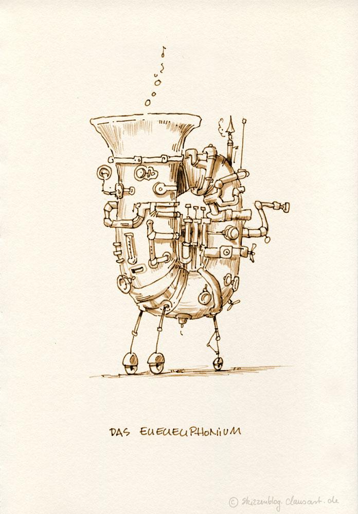 es istwie eine Tuba… nur kleiner… ham sie gesagt… und melodiöser… ham sie gesagt…