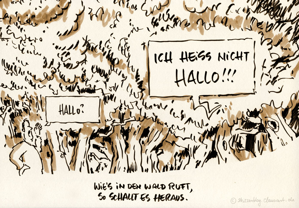 who´s called wald?
